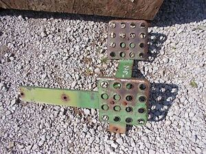 John Deere Tractor Heavy Duty Double Step To Platform For Tractor Jd