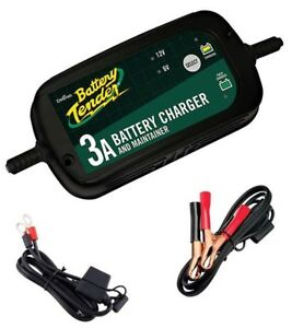 Deltran 6 Volt Or 12 Volt Battery Tender Power Plus 3 Amp Charger