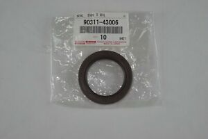 Genuine Toyota Lexus Engine Crankshaft Crank Seal 90311a0001 9031143006 Oem