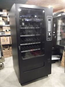 Usi Snack Vending Machine For Sale Excellent Condition 1195
