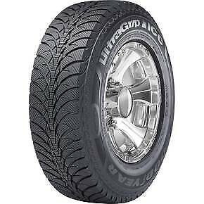 Goodyear Ultra Grip Ice Wrt suv cuv P255 70r16 111s Bsw 2 Tires