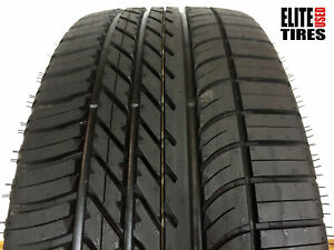 1 Goodyear Eagle F1 Asymmetric At Suv 4x4 255 55 20 Tire Driven Once