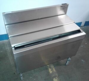 Eagle Group Under Bar 36 Ice Bin With 8 Circuit Cold Plate Our 1