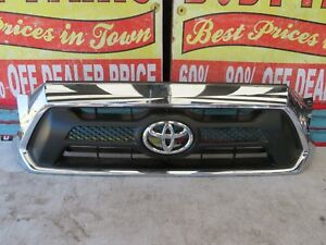 2013 2014 2015 Toyota Tacoma Front Grill Oem