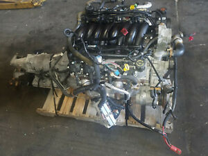 97 04 Camaro Corvette Ls1 Engine Automatic Transmission Pcm Complete 5 7 Swap