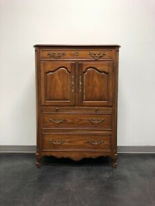 Kindel French Country Gentleman S Chest In Solid Cherry