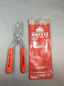 Mac Tools Mwp250 5 In 1 Mig Welder Pliers