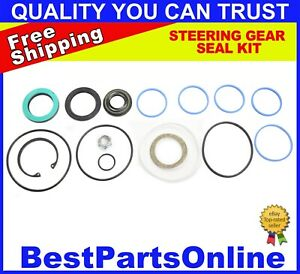Steering Gear Box Seal Kit Chevrolet Silverado 2500 1999 2006