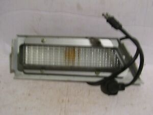 69 1969 Ford Galaxie Marker Lamp Assembly Nos