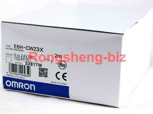 Brand New Omron Rotary Encoder E6h cwz3x 1024p r Hollow Shaft Od40mm rs8
