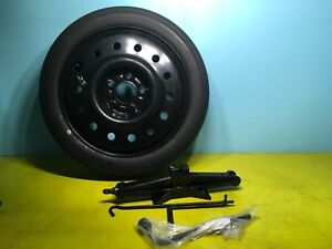 2016 2018 Chevy Malibu Compact Spare Tire With Jack Kit New Style 16 Inch