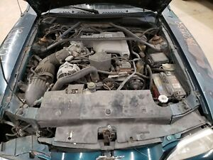 95 Mustang 5 0 Engine Motor Liftout Dropout W accessories Harness