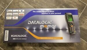 New Datalogic Memor Wireless Mobile Computer 944201019 Scanner Inventory Order