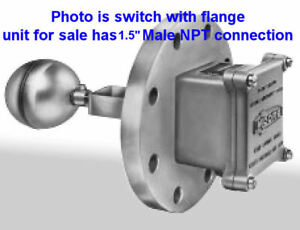 Ball Float Level Switch Moore Products Co