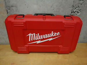 Milwaukee 3107 6 Right angle Drill Hard Case Case Only Free Shipping