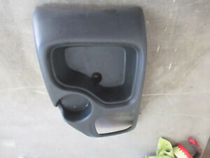 Shifter Console Manual Cover Chevy S10 Pick Up 98 99 00 01 02