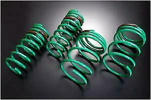 Tein S tech Lowering Springs Fits Honda Accord Coupe 2013 Ct1 ct2 Skhf8 aub00