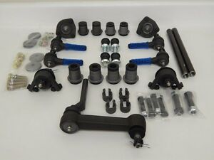 Corvette 1963 1982 C2 C3 Front End Deluxe Suspension Kit With Mounting Hardware