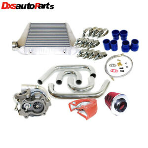 Gt15 T15 452213 0001 Turbo Kit For Motorcycle Snowmobiles Compress 35a R