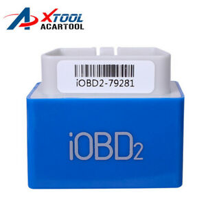 Xtool Iobd2 Mfi Bluetooth Diagnostic Fault Code Reader For Vw Audi Ios Android