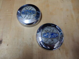 Cragar Vintage Center Caps
