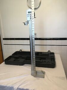 Digital Height Gauge Fowler Digital Z height E 32 Tall W case
