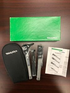 Welch Allyn 92821 2 5v Pocketscope Set With Soft Case