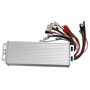 For Electric E bike Scooter Brushless Dc Motor Speed Controller 48 72v 1500w New