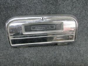 1951 1952 1953 Hudson Super Six 6 Glove Box Door