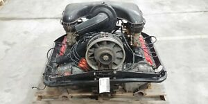 1967 Porsche 911 Engine 901 05 2 0l S Heads Cams And Pistons