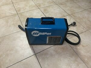 Used Miller Cst 280 Stick Tig Welder Used Great Shape Functions Great