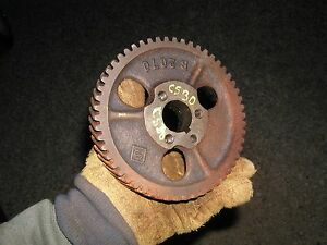 Cockshutt 30 Tractor Original Engine Motor Camshaft Gear B2070