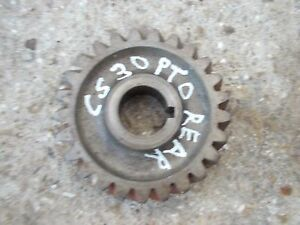 Cockshutt 30 Tractor Original Rear Power Take Off Drive Gear