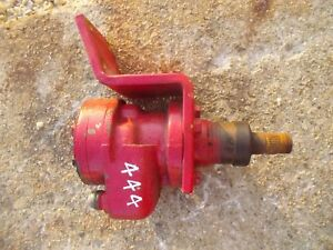 International 444 Utility Tractor Ihc Factory Power Steering Assist Motor Unit