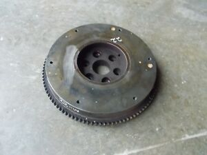 Massey Harris 22 Tractor Mh Engine Motor Flywheel Starter Ring Gear