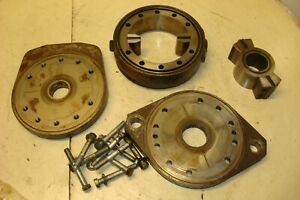 Ford 6000 Tractor Power Steering Motor Assembly