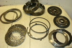 Ford 6000 Tractor Brake Parts Housings Pads Springs