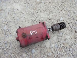 Ford 641 600 Tractor Starter Assembly