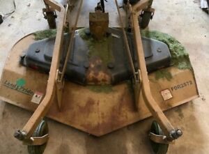Used Landpride Fdr2572 72 Rear Discharge Finish Mower