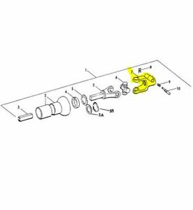Oem New Holland 26979 Quick Attach Yoke 44 45 46 Mowers Spreaders