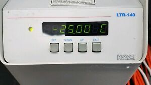 Ge Kaye Instruments Ltr 25 140 Temperature Bath 25c To 140c Dry Well Amphenol
