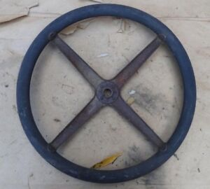 1926 1927 Model T Ford Steering Wheel Original