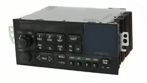 1996 Chevrolet Caprice Radio Am Fm Receiver Option Code Un0 Brand New