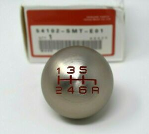 6 Speed Type R Shift Knob For Honda Acura Civic Si Oem Solid Style M10 X 15 Us