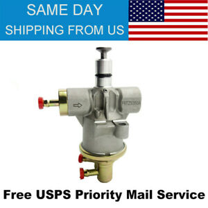 Diesel Powerstroke Lift Valley Fuel Pump F6tz9350a For 94 97 Ford F250 350 7 3l