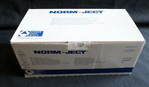 30 Norm ject Plastic 50ml 60ml Disposable Luer Lock Tip Syringes 4850003000