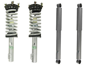 Complete Strut Spring Assembly Shocks For 06 10 Jeep Commander