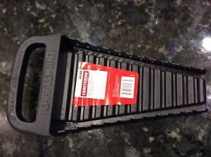 Craftsman 12 Wrench Rack brand New Made In Usa 65272 free Shipping In U s