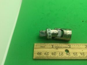 Snap On 3 8 Dr Universal Swivel Socket Extension Fu8a Fair Condition Usa 26