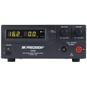 Bk Precision 1902b Program Switching Dc Power Supply 60v 15a 120vac